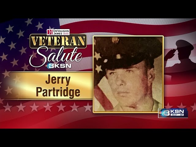 Veteran Salute: Jerry Partridge