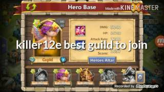 castle clash expert dungeon 8 2 3 flames with f2p heroes