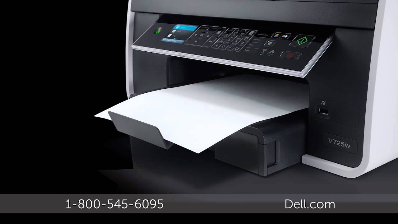 One Printer Dell All