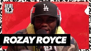 Rozay Royce Murders Freestyle Over Blueface & Rich the Kid Beats