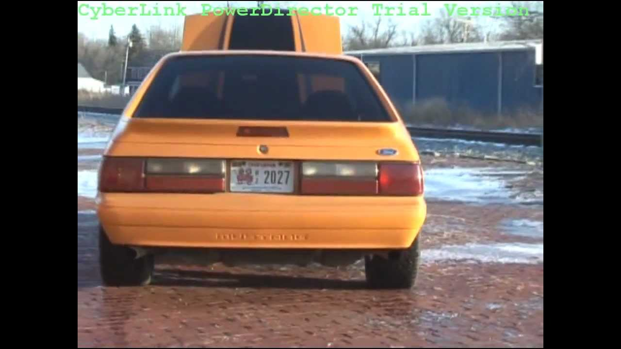 93 5 0 Mustang F303 Cam Youtube