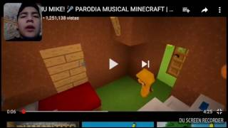 Video reacción de Pikachu mike