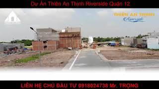 Thiên An Thịnh Riverside Quận 12   Khu Dân Cư   SỔ ĐỎ RIÊNG