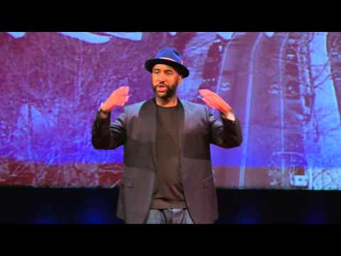 Doing the Knowledge | Derrick Darby | TEDxUofM