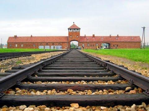Krematorium 2 at Auschwitz-Birkenau