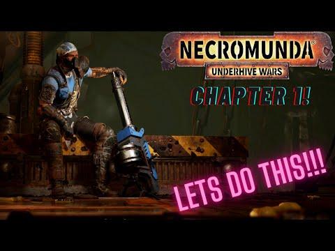 Necromunda: Underhive Wars Story Campaign - Part 1 |