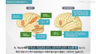 학습장애 증상이 정확이 어떤건가요?치료가 가능하긴 한건…