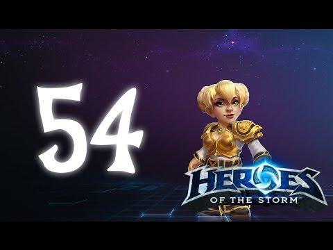 видео: [Ч.54]heroes of the storm Обзор обновления. Хроми!