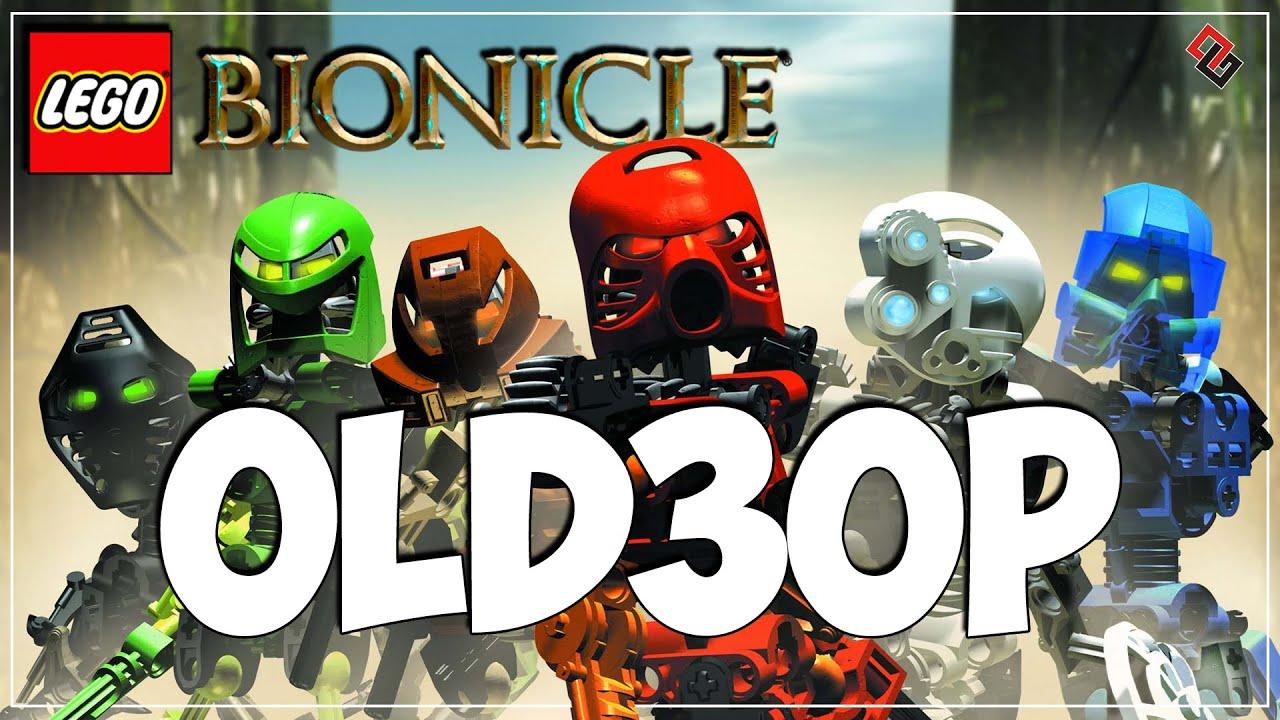 """OLDЗОР ● Bionicle: The Game ● Круче, чем """"Волшебные сундучки"""""""