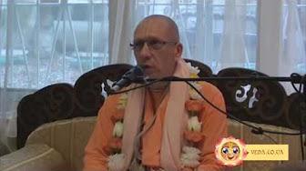 Бхагавад Гита 9.27 - Бхактивайбхава Свами