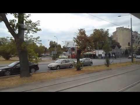 Warszawska Linia Turystyczna przejazd Tramwajem Typu K ''Berlinką''