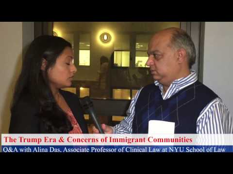 The Trump Era & Concerns of Immigrant Communities