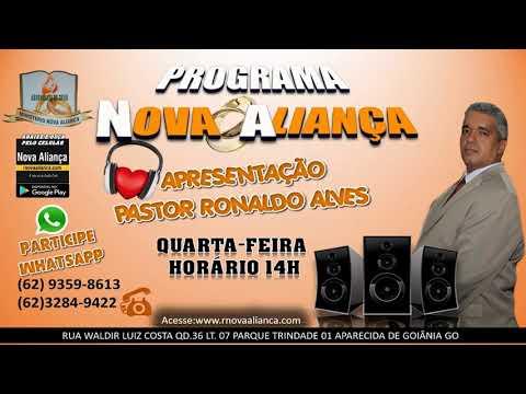 Transmissão ao vivo de Ministerio Nova Aliança Pr Ronaldo Alves