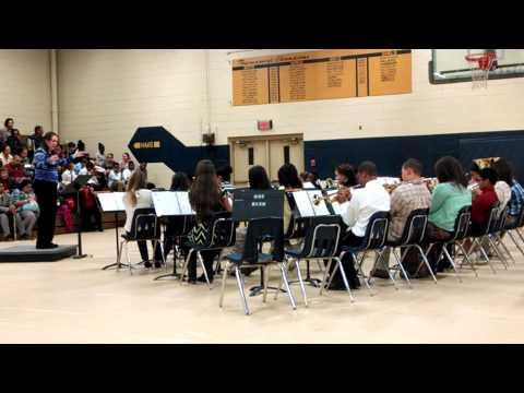 Hallsboro Middle School Band