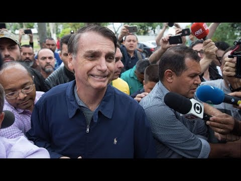 Brazil: Extreme Right Candidate Nearly Wins Presidency in First Round