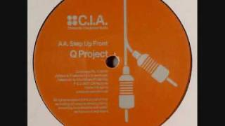 Q Project - Step Up Front