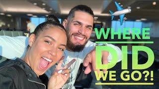 WHERE DID WE GO?!   travel vlog