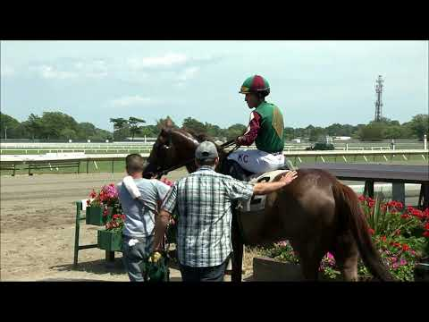 video thumbnail for MONMOUTH PARK 7-14-19 RACE 5
