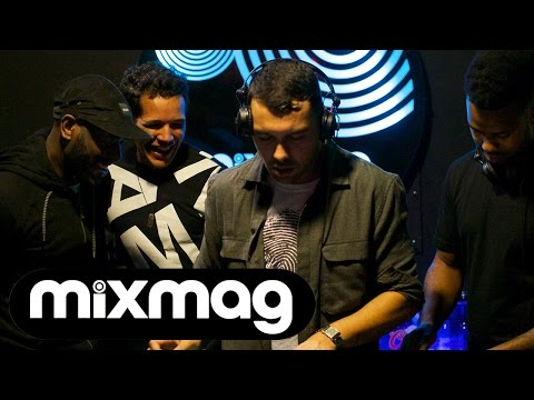 T.WILLIAMS & DISCIPLES in The Lab LDN Snowbombing takeover