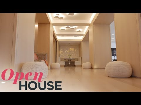A Stylish Family Home Uptown Overlooking the Hudson River | Open House TV thumbnail