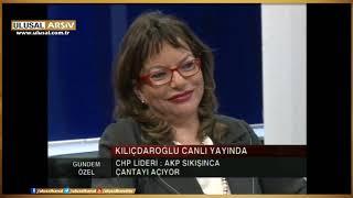 Gündem Özel- Kemal Kılıçdaroğlu gazetecilerin sorularını yanıtlıyor- 2 Ocak 2012 Ulusal Kanal