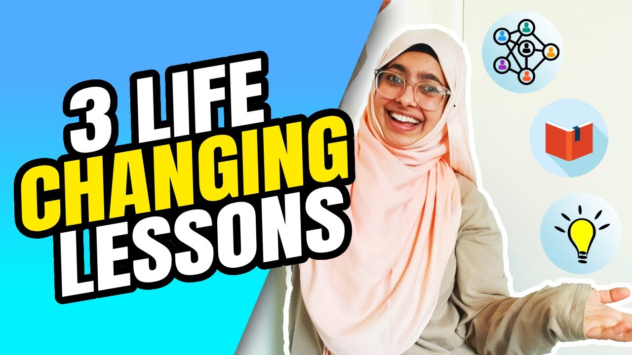 3 LESSONS THAT TURNED MY LIFE AROUND AS A MUSLIM | Bliifee