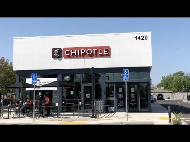 Chipotle Now Open In Los Banos