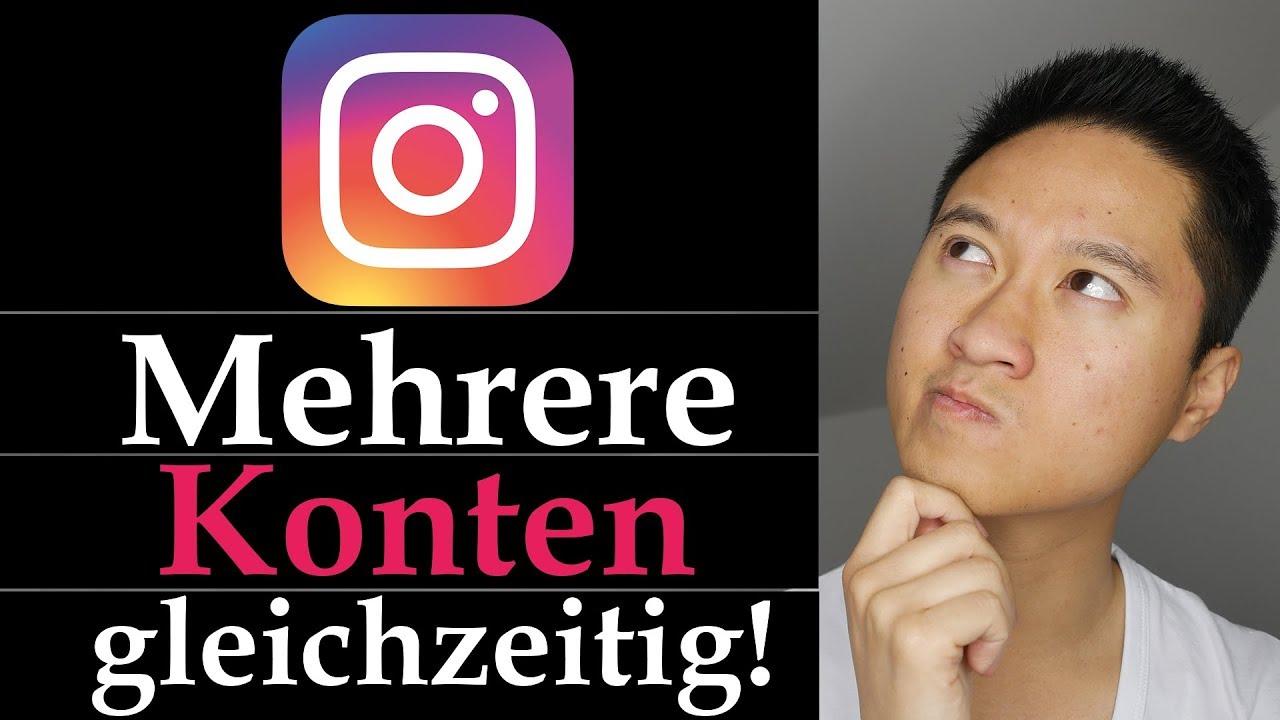 Instagram Konto Hinzufügen Mehrere Instagram Accounts Verwalten