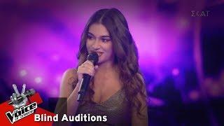 Έρρικα_Σοτερή_-_Crazy_ _5o_Blind_Audition_ _The_Voice_of_Greece
