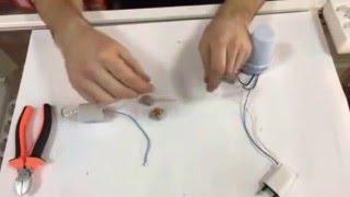 Подключение Фотореле к Светильнику(В данном видео мы рассмотрим схему подключения фотореле к светильнику http://znaemelektriku.ru/, 2015-12-17T07:59:30.000Z)