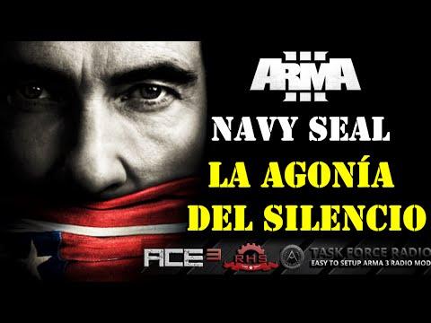 [ArmA 3](Medic)Navy Seal: La agonía del silencio - Coop.45 [1080p Max Settings]En Directo ESPAÑOL