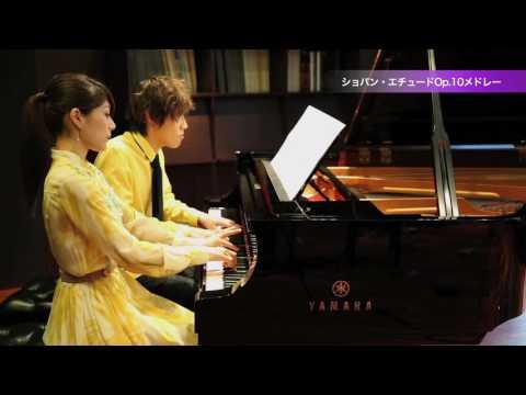 ショパン・エチュードOp.10・メドレー Frederic Chopin