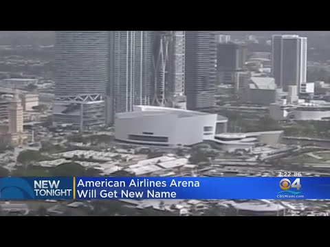 American Airlines Arena Will Get New Name