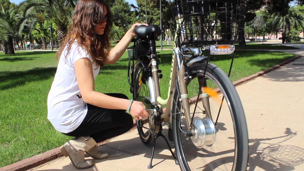 Fortuna bicicletta elettrica a pedalata assistita for Bici elettrica assistita