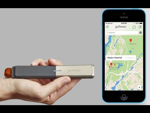 Off Grid Prepper Communications with goTenna (Awesome!)