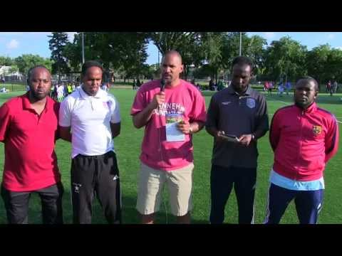 SUMMER SOCCER CAMP BY SANNEH FOUNDATION  AND AMERICAN YOUTH SOCCER