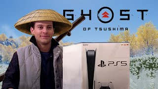 I bought a PS5 just to be bad at Ghost of Tsushima
