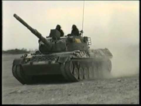 Foto carro armato leopard 21