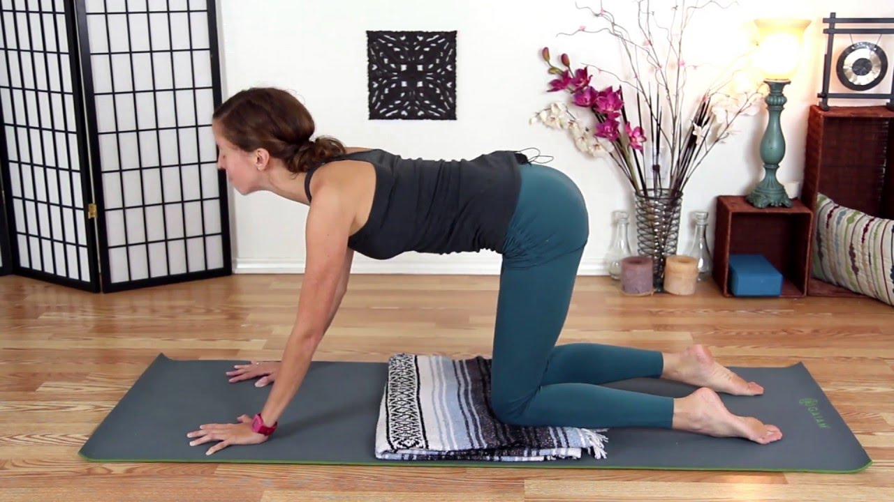 Full Body Yoga - Deep Total Body Stretches