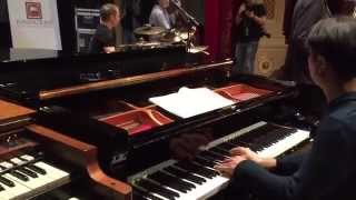 Dave Weckl Acoustic Band - Raw Footage - Europe