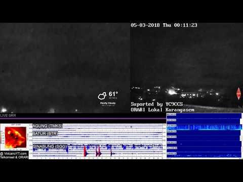 2/5/2018 - Earthquake M3.3 | Around Bali, Indonesia