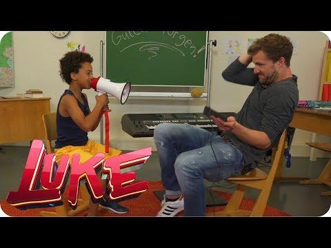 Kinder reagieren auf 90er Musik - LUKE! Die Woche und ich | SAT.1