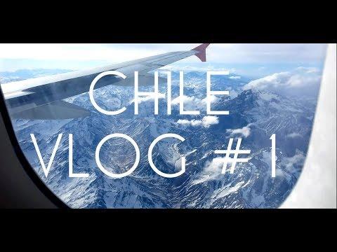 CHILE - VLOG #1