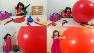 Giants 72 inches Balloon | Electric balloon pump | Electric Air Blower | it's balloon time