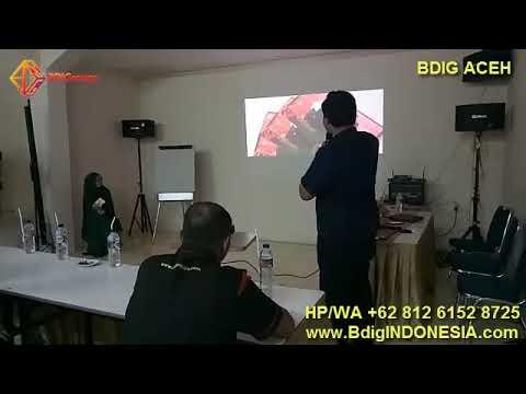 Seminar BDIG di Kota Aceh