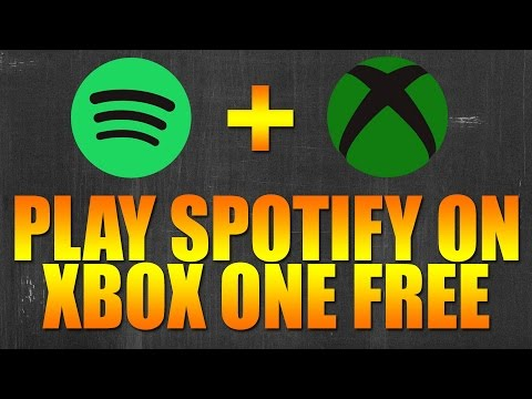 Spotify or iTunes Music on Xbox One Background FREE!