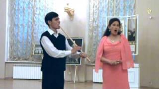 EARLYMUSIC 2009: Bashkir traditional music (voice, kurai)