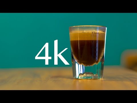 [ 4K ] The Art of espresso - Córdoba, Argentina.