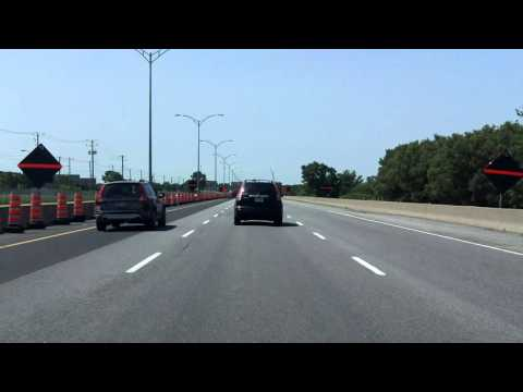 Marie Victorin Expressway (Autoroute 20/QC 132 Exits 90 to 82) westbound