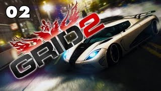 ★ GRiD 2 - Gameplay Walkthrough Part 2 [PC][HD]